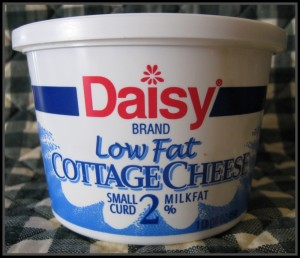 Here is an excellent example about checking your ingredients. Most cottage cheese brands, like publix, friendship, and breakstones all have many ingredients, some of which you don't even know. But Daisy brand only has FOUR. And they are all natural, with no preservatives or additives on the label. Which one are you going to choose next time?